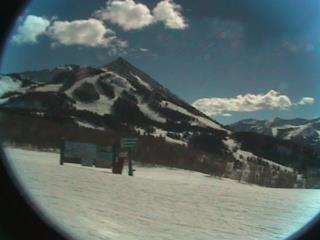 Webcam Mount Crested Butte, Colorado