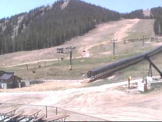 Webcam Monarch, Colorado