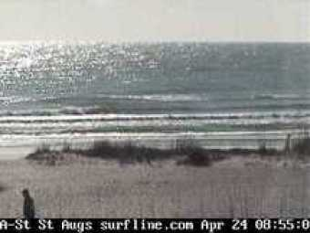 Webcam Saint Augustine Beach, Florida