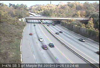Webcam Broomall, Pennsylvania