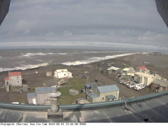 Webcam Barrow, Alaska