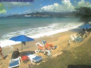 Webcam Grand Anse Beach