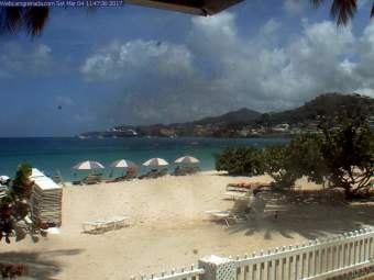 Webcam Grand Anse Beach