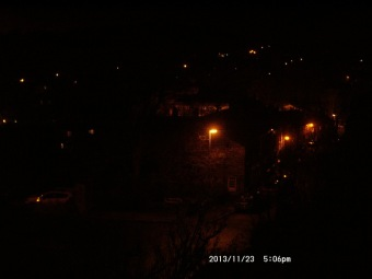 Webcam Bollington