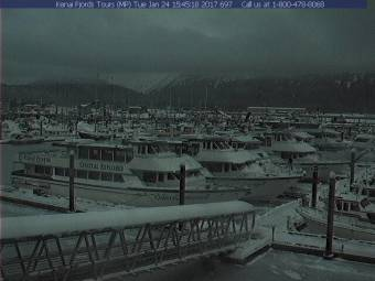 Webcam Seward, Alaska