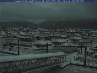 Webcam Seward, Alaska