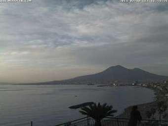 Castellammare di Stabia - Mount Vesuvius