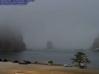 Webcam La Push, Washington