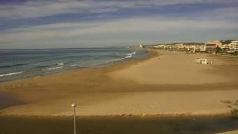 Webcam Playa de Calafell