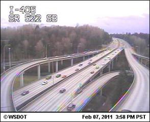 Webcam Bothell, Washington