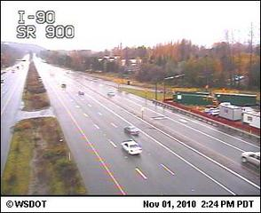 Webcam Issaquah, Washington