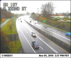 Webcam Kent, Washington