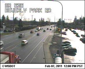 Webcam Lynnwood, Washington