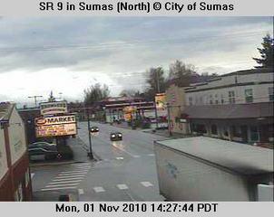 Webcam Sumas, Washington
