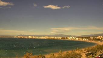 Webcam Roses, Costa Brava