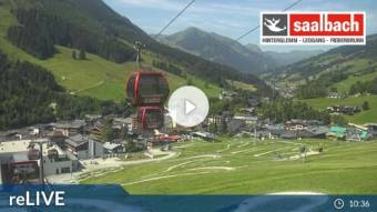 Webcam Saalbach