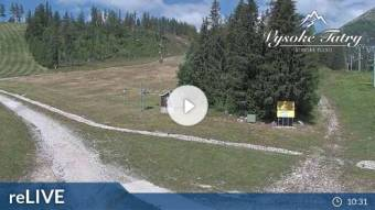 Webcam Strbske Pleso