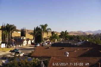 Webcam Santee, California