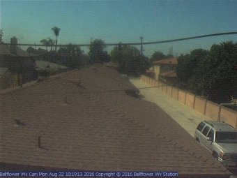Webcam Bellflower, California