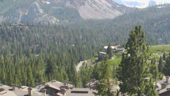 Webcam Mammoth Lakes, California
