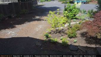 Webcam Springfield, Oregon