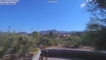 Webcam Carefree, Arizona