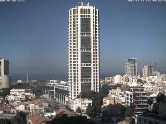 Webcam Tel Aviv