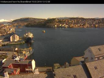 Webcam Kristiansund
