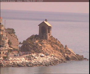 Webcam Alassio