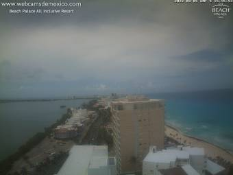 Webcam Cancun