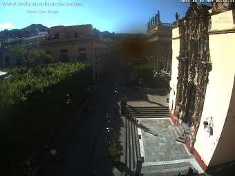 Webcam Guanajuato