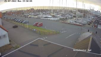 Webcam Vesterø Havn (Læsø)
