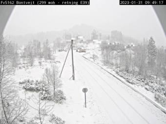 Webcam Øvstebø
