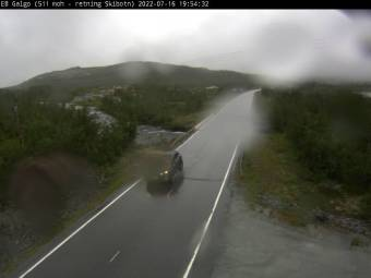 Webcam Kilpisjärvi