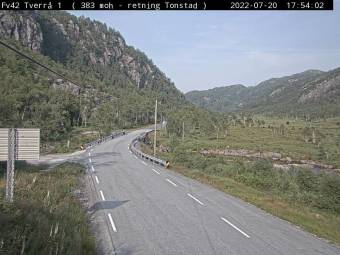 Webcam Eikjelandsdalen