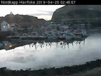 Webcam Honningsvåg