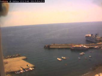 Webcam Ustica