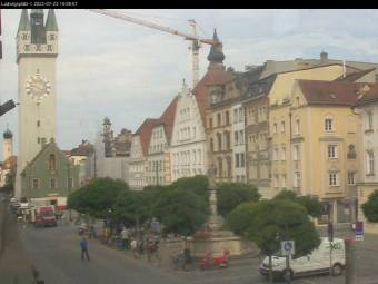 Webcam Straubing