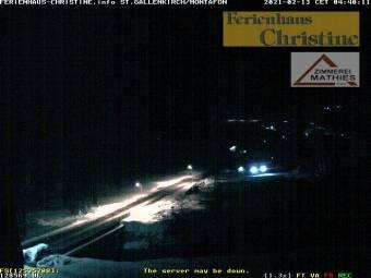 Webcam Sankt Gallenkirch