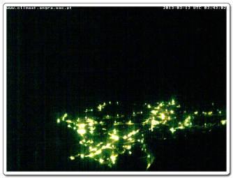 Webcam Vila do Corvo (Azores)
