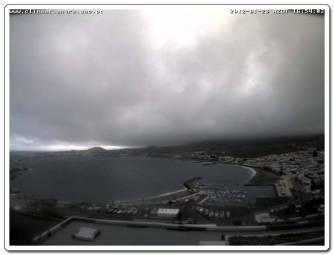 Webcam Praia da Vitória (Azores)