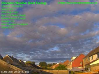 Webcam Clevedon