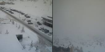 Webcam Tonale Pass