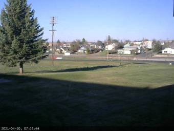 Webcam Condon, Oregon