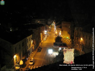 Webcam Busalla