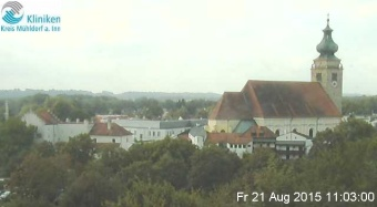 Webcam Mühldorf am Inn