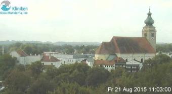 Webcam Mühldorf am Inn