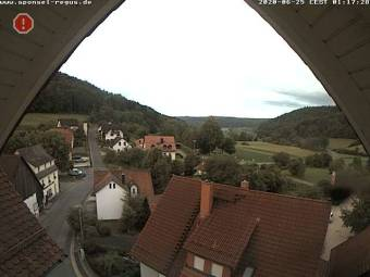 Webcam Heiligenstadt in Oberfranken