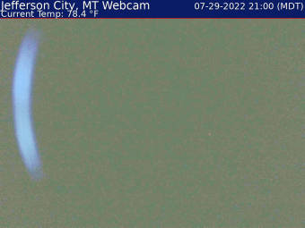 Webcam Jefferson City, Montana