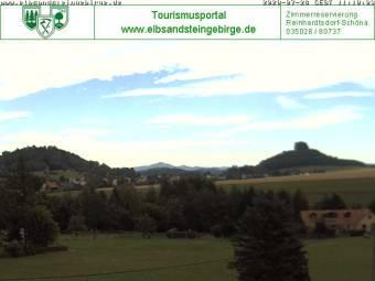 Webcam Reinhardtsdorf-Schöna